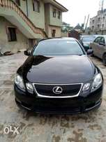 Accident Free Tokunbo 2006 Lexus GS300 Full Option