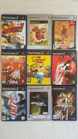 PS2 Games all in working condition(R350 for the lot)