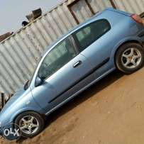 Very clean Nissan Almera 2002 model
