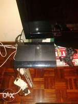 ps3 console with 4 controls
