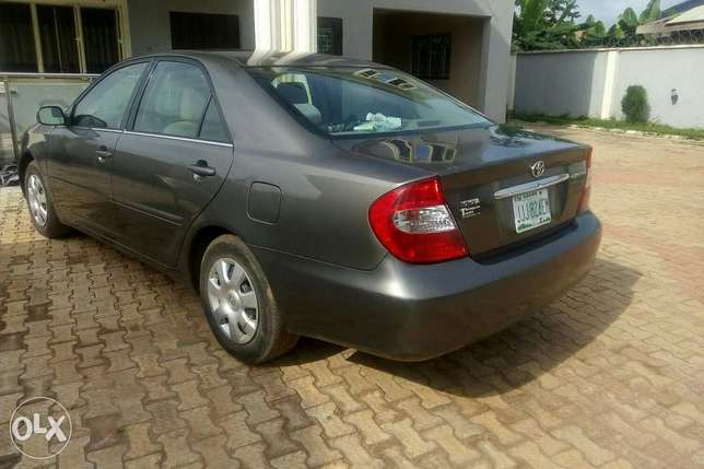 Very clean Toyota Camry, less than 6months used Sagamu - image 1