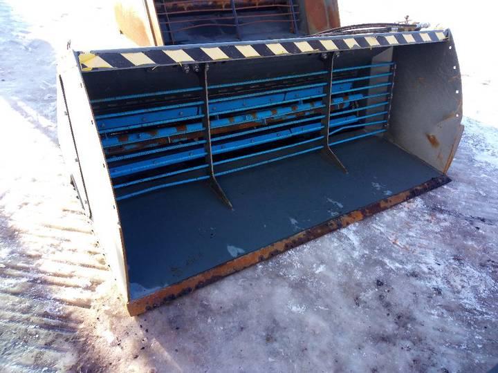 Snowek S1000 Hiekoituskauha