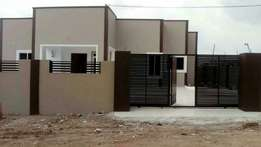 4 bedroom newly built house for sale at Ashaley Botwe Lake side