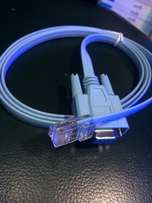 cisco console cable rj45-db9
