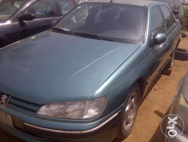 """""""First Body"""" and SHARP Peugeot 406 up for sale! Abuja - image 1"""