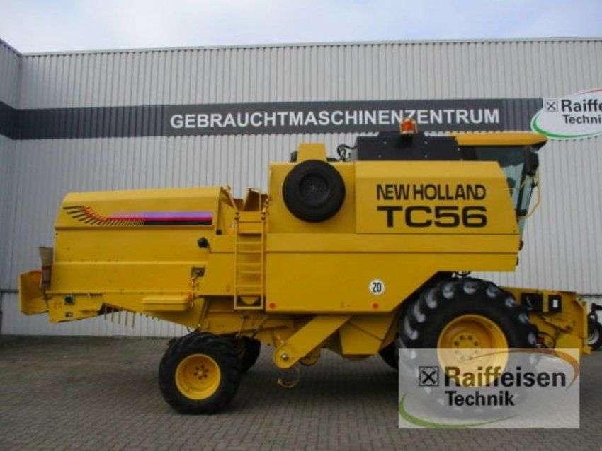 New Holland tc56 - 2000 - image 2