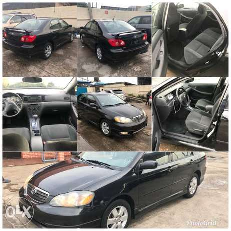 Clean Tokunbo 2007 Toyota Corolla Sport Edition Lagos Mainland - image 2