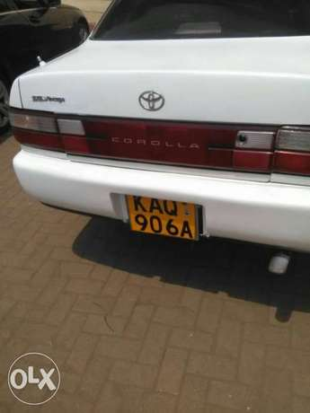 Toyota A100 up for sale Nairobi CBD - image 5