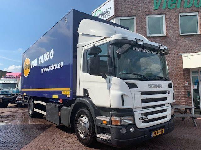Scania P270 BDF MIT KOFFER UND LBW HOLLAND TRUCK!!!!!! - 2008