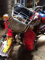 TVS star 100cc clean model 2010