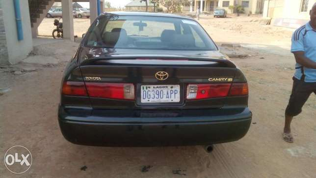 Sweet and clean Camry for urgent sale Abuja - image 1