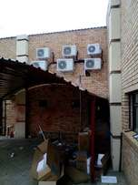 Industrial & Domestic Air-con installations & repairs