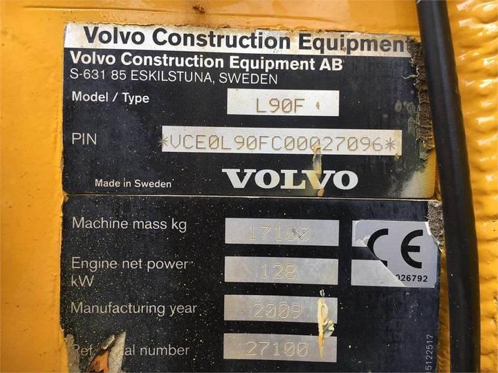 Volvo L90F - 2009 - image 11