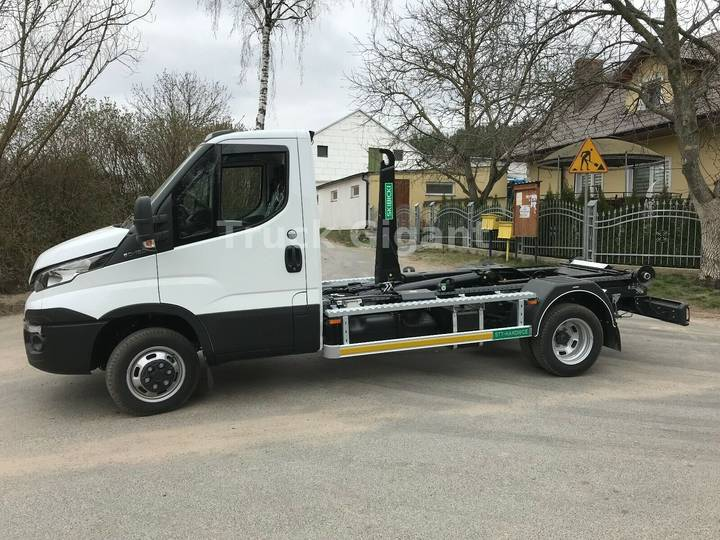 Iveco Daily 50C15 - 2019