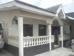 Executively 4bedroom well built Bungalow at shagari Estate Egbeda