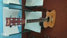 Brand New Guitar Acoustic Electrical for 8,500ksh