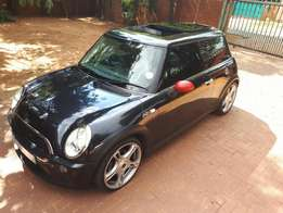 Mini cooper S in a great condition for sale