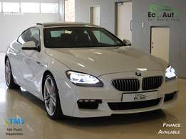 BMW 640d (F13) Coupe Steptronic