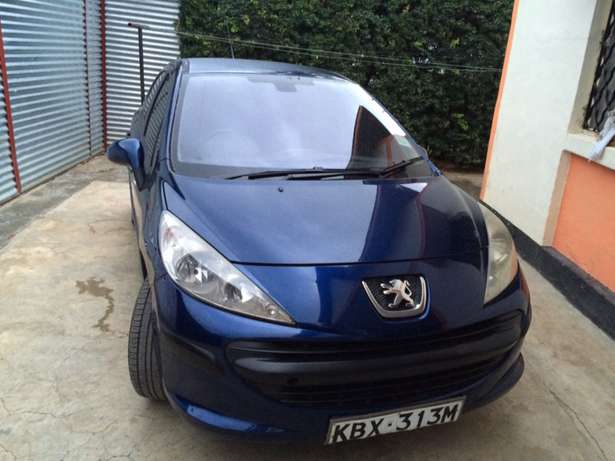 Clean Peugeot 207 manual Nyali - image 2