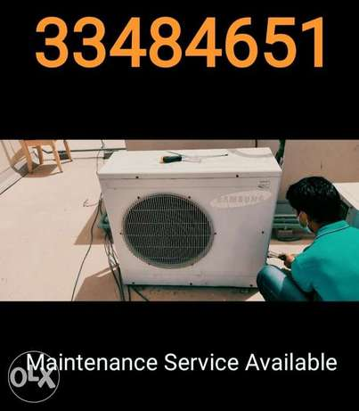 Air conditioning maintenance available All Over Bahrain المنامة -  1