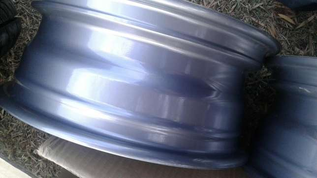 New 14 inch rims and tires for nissan wingroad South C - image 8