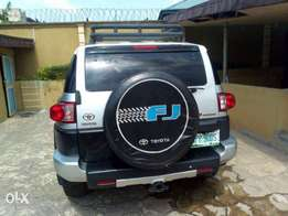 Extremely clean Toks standard Unused 2007 model Toyota FJ Cruiser