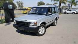 2004 LandRover Discovery ES TD 5