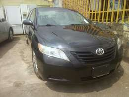 Tokunbo Toyota Camry 2009 Model, Leather Seat