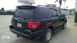 Very Clean Registered 02 Toyota Sequoia Limited