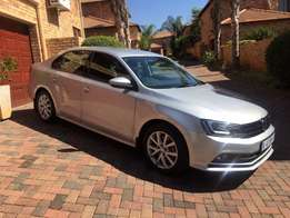 2015 VW Jetta 1.4TSi Comfort Line For Sale