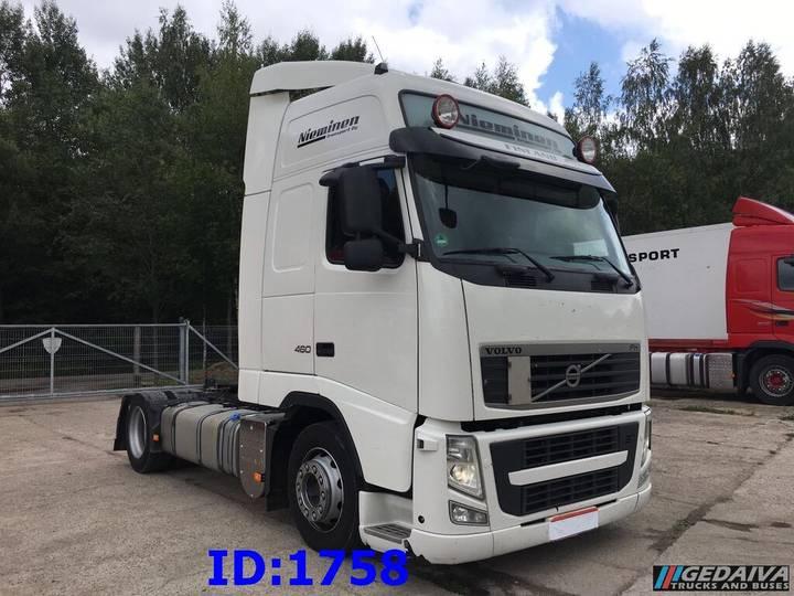 Volvo FH13 460 Mega - 2013