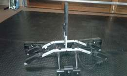 Thule bicycle rack as new