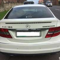 Mercedes Benz CLC Coupe For Sale