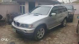 BMW X5 2002 Model Very Very Clean