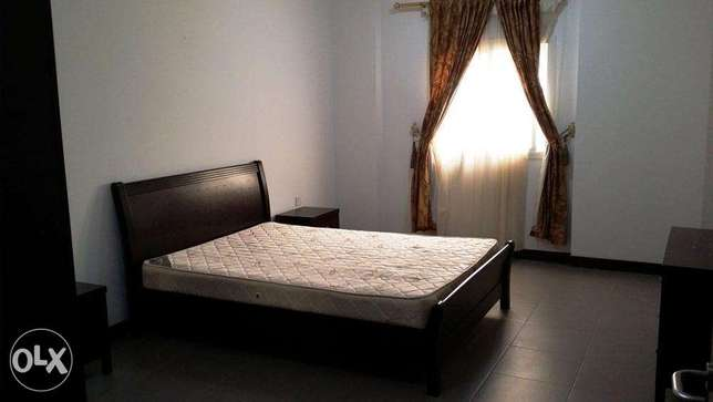 1 bed room apartment in Muntaza for 5,000/= per month