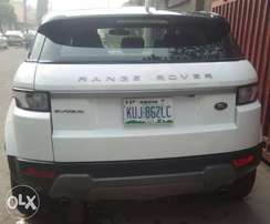 Super Clean 2012 Range Rover Evogue Selling at 7m only, Perfect Car