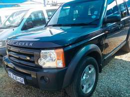 2005 Land Rover Discovery 3 TD V6 E in good condition