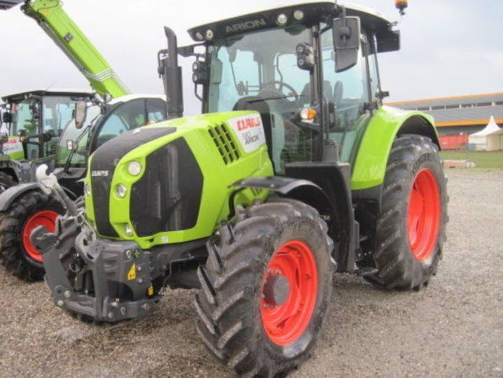 Claas arion 510 t4f cis - 2018