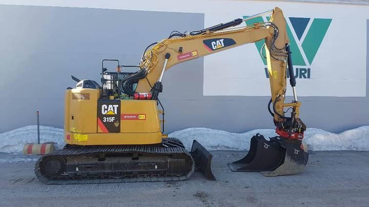 Caterpillar 315f Cr - 2016
