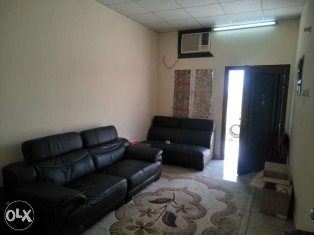 Villa type apartment fully furnished falaj al qabial
