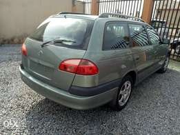 Super clean tokunbo Wagon Toyota Avensis