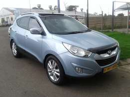 2013 Hyundai ix35 2.0 CRDI executive auto