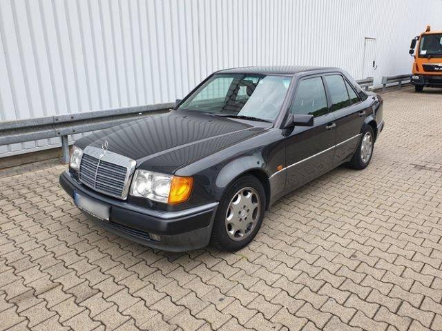 Mercedes-Benz 500 E 1.Serie 500 E 1.Serie Autom./Klima/Sitzhzg. - 1992