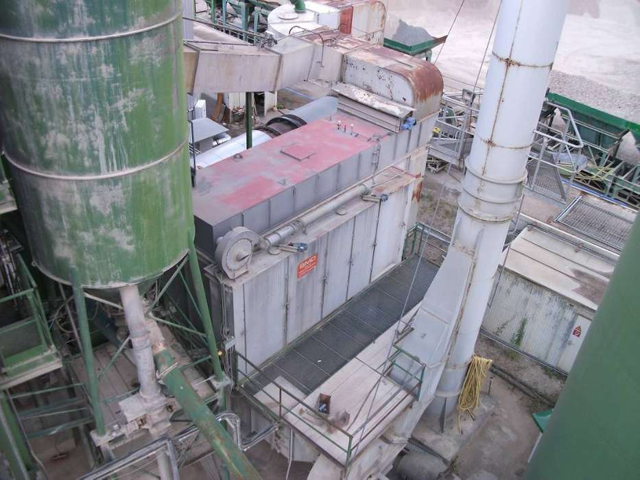 BMD Dust Collector 560 M² - 1987