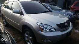 Lagos Cleared Tokunbo Lexus RX330. 2006, Very OK To Buy From GMI.