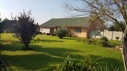 HOUSE FOR SALE, Grootvlei in Mpumalanga near Balfour.