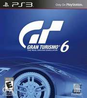 Grant Turismo 6 for PlayStation 3
