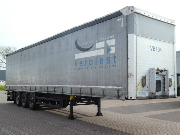 Schmitz Cargobull SCS 24/L 13.62 EB - 2011