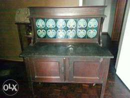 Antique wash table for sale