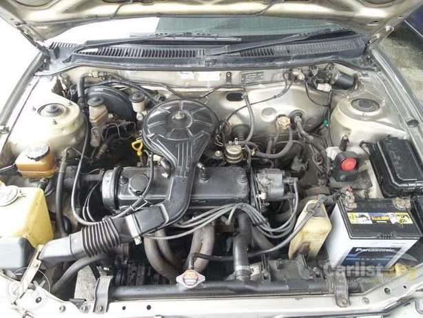 Carolla 1.3 Engine 1996 model